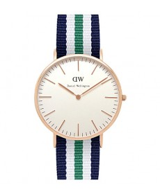 DANIEL WELLINGTON CLASSIC NOTTINGHAM WATCH