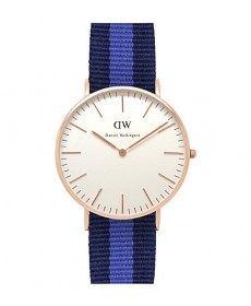 DANIEL WELLINGTON CLASSIC SWANSEA LADIES WATCH